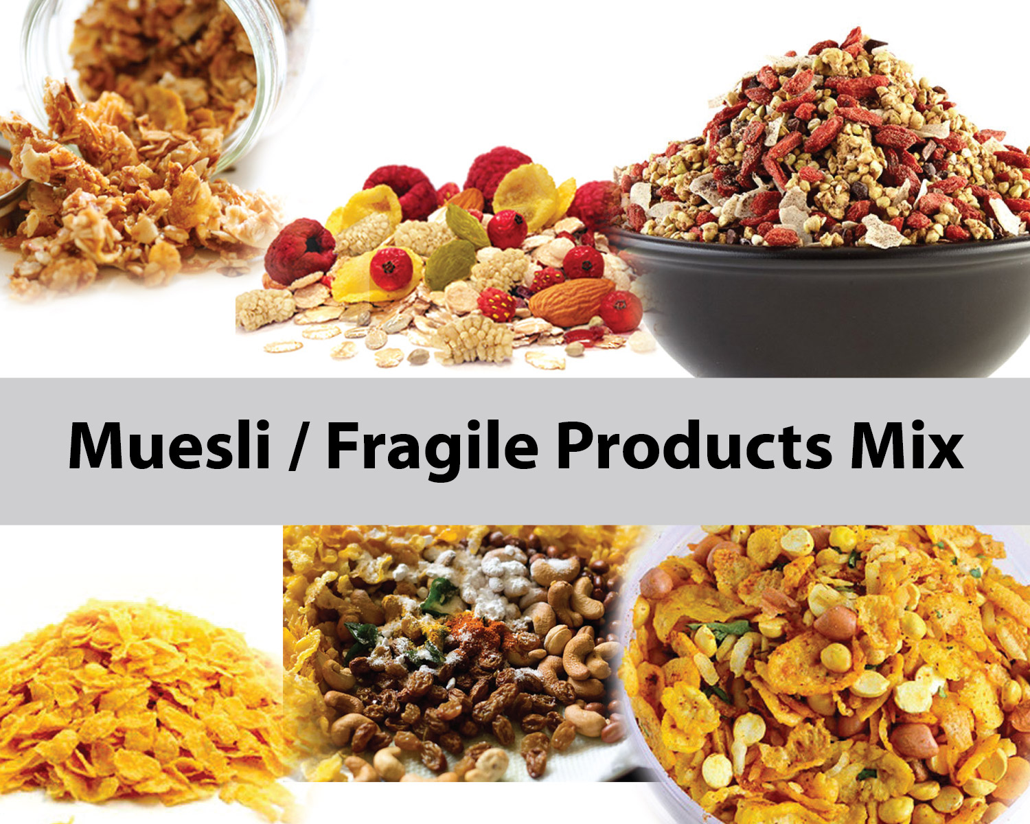 Mixer for Muesli