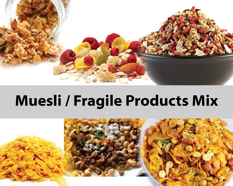 Mixer for Muesli