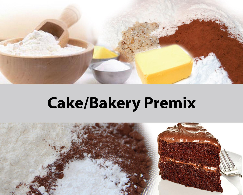 Mixer for Bakery / Cake Premix