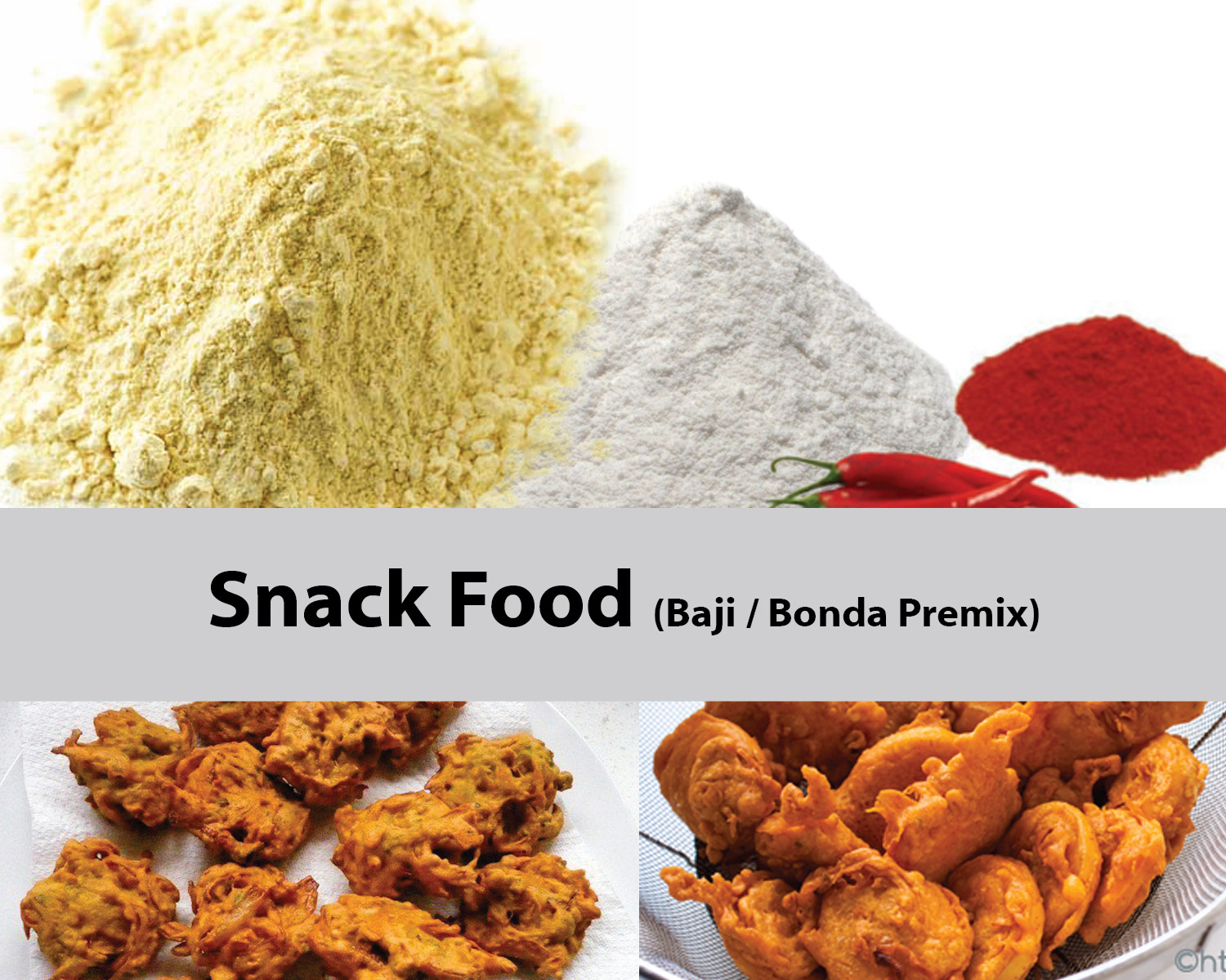 Mixer for Snack Foods Powder