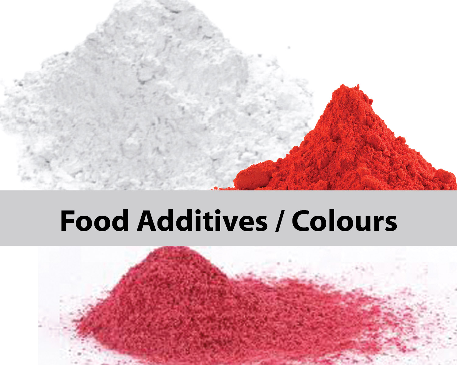 Mixer for Food Additives