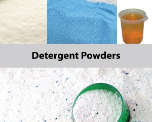 mixer for detergent powder mix