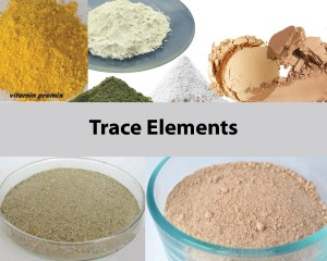 mixer for trace elements