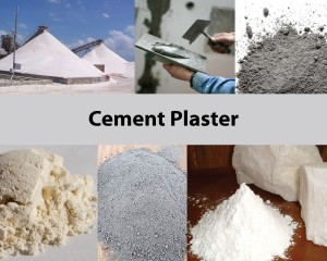 mixer for cement plaster mix